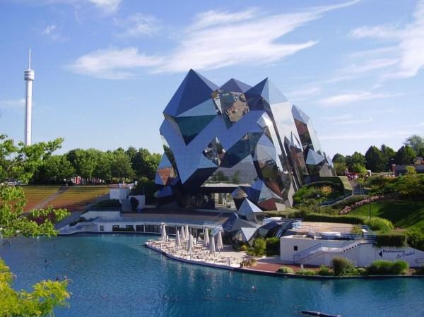 allabout.gr Κτίριο Futuroscope (Πουατιέ, Γαλλία)