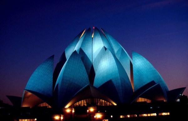 allabout.gr Κτίριο Lotus Temple (Δελχί, Ινδία)