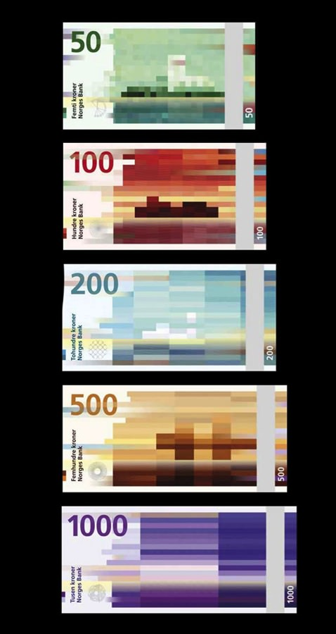 allabout.gr Νέα χαρτονομίσματα της Νορβηγίας για το 2017