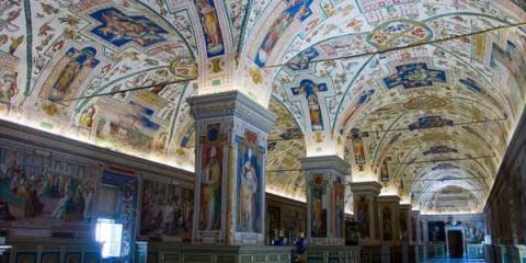 10 Απαγορευμένα μέρη μυστικά αρχεία Βατικανό
