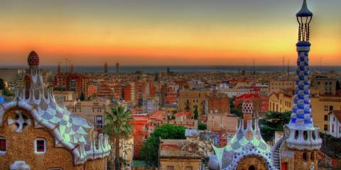 10 ομορφότερες πόλεις του κόσμου barcelona