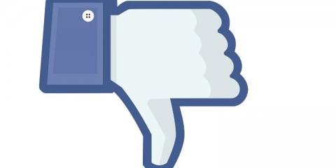 Γιατί δεν υπάρχει «dislike» στο Facebook allabout.gr