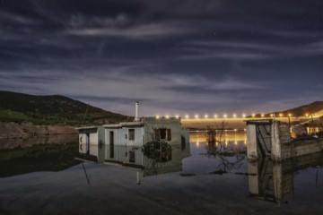 Σφεντύλι, το χωριό της Κρήτης που χάνεται κάτω από το νερό