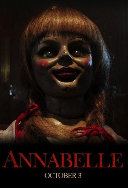 Annabelle Movie Ταινίες Tenies