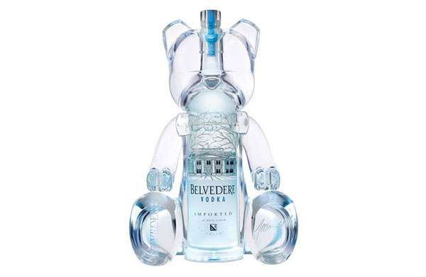 πιο ακριβές βότκες στον κόσμο Belver Bears Belvedere Vodka