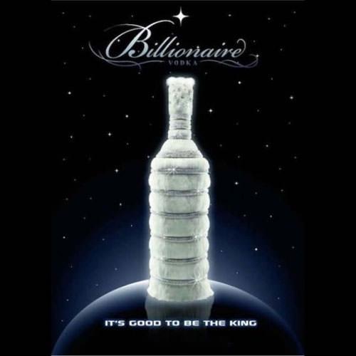 πιο ακριβές βότκες στον κόσμο Billionaire Vodka
