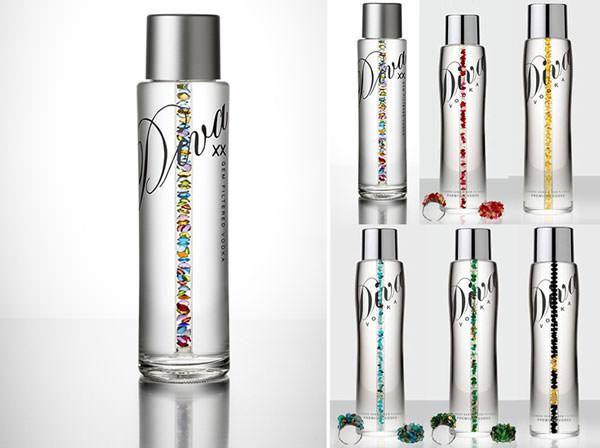 πιο ακριβές βότκες στον κόσμο Diva Premium Vodka