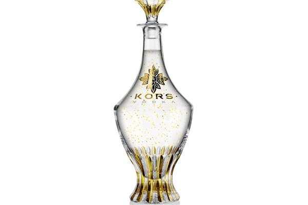 πιο ακριβές βότκες στον κόσμο Kors Vodka 24k, George V Limited Edition