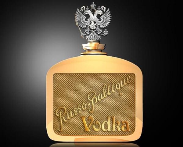 πιο ακριβές βότκες στον κόσμο Russo Baltique Vodka