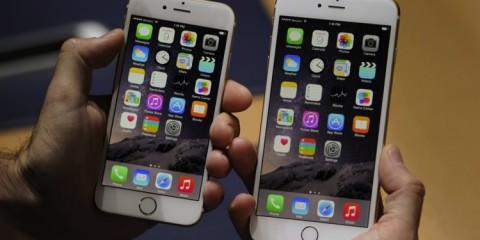 Κυριαρχία του μικρού iPhone 6 σε πωλήσεις Iphone 6 & Iphone 6 Plus