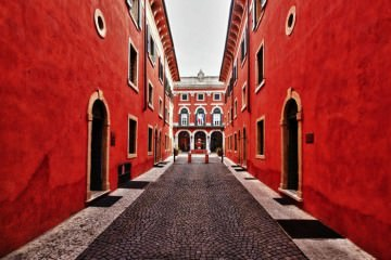 Μαγικές μικρές πόλεις verona italy