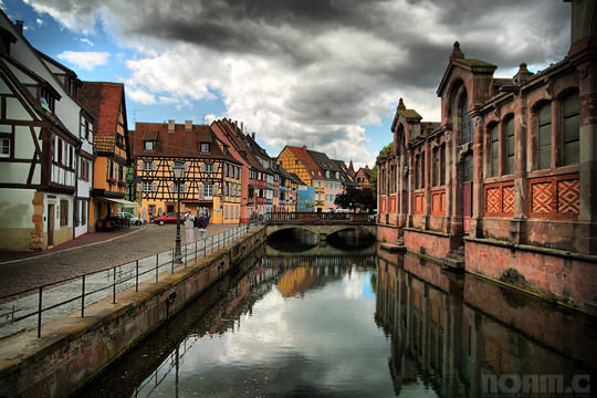 Η πιο όμορφη πόλη της Ευρώπης Colmar France allabout.gr