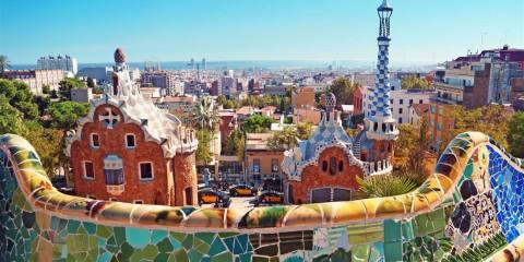 σημαντικότεροι αρχιτέκτονες όλων των εποχών Park Guell in Barcelona Spain allabout.gr