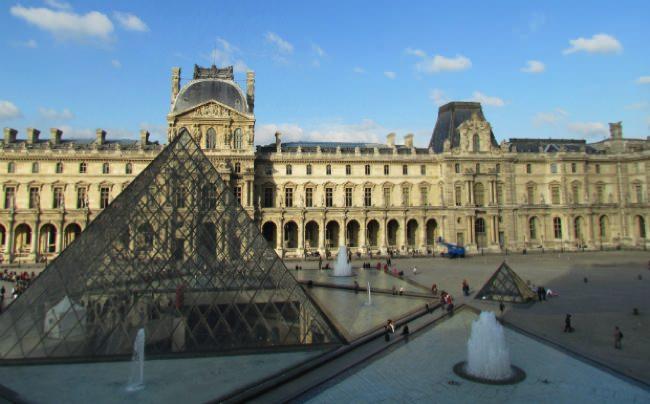 δημοφιλέστεροι προορισμοί paris Louvre allabout.gr