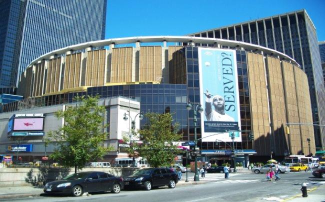 δημοφιλέστεροι προορισμοί Dodger Stadium allabout.gr Madison Square Garden allabout.gr