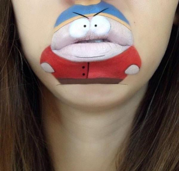 make up artist Laura Jenkinson allabout.gr