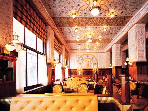 10 ωραιότερα cafés στον κόσμο Cafe Imperial allabout.gr