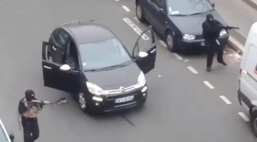 Aυτοί είναι οι ύποπτοι της τρομοκρατικής επίθεσης στο Charlie Hebdo