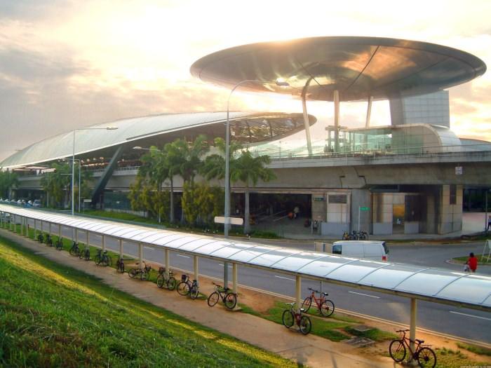 Πιο όμορφοι σταθμοί μετρό στον κόσμο Expo MRT Station