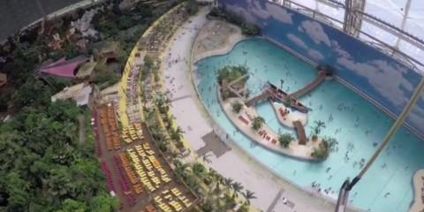 Το μεγαλύτερο κλειστό waterpark στον κόσμο