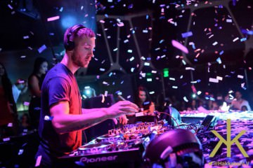 οι πιο ακριβοπληρωμένοι DJs του 2015 Calvin Harris