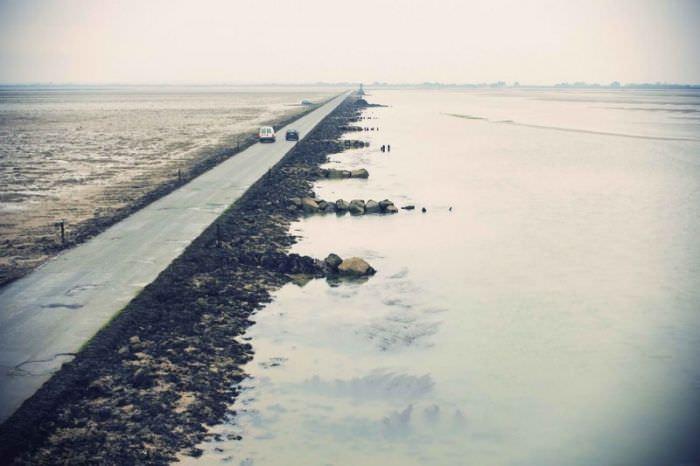 Passage du Gois: Ίσως ο πιο ιδιαίτερος δρόμος στον κόσμο!