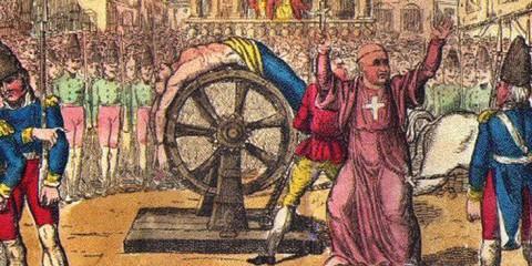 ανατριχιαστικές συσκευές βασανισμού του Μεσαίωνα