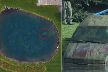 Άντρας που ήταν σχεδόν 10 χρόνια αγνοούμενος εντοπίστηκε σε λίμνη στο… Google Earth!