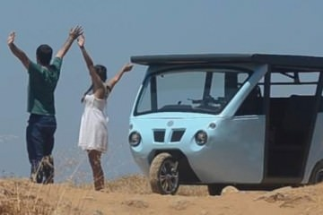 Το ηλιακό όχημα των Κρητικών βγαίνει στην παραγωγή, στηρίξτε τώρα την καμπάνια Χρηματοδότησης του!