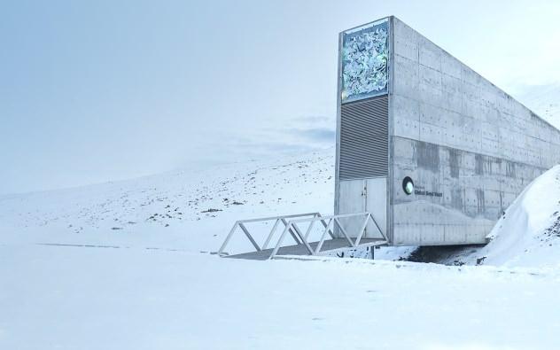 Svalbard Global Seed Vault Σε αυτά τα 7 μέρη του κόσμου η είσοδος απαγορεύεται