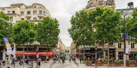 ένα ταξίδι στο Παρίσι