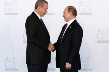 Πούτιν στους G20