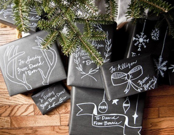 δώρα είναι τόσο όμορφα τυλιγμένα