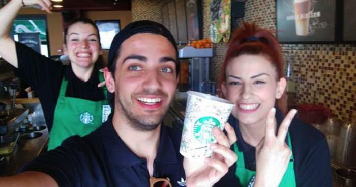 Κρητικός που «τρέλανε» τον κολοσσό Starbucks