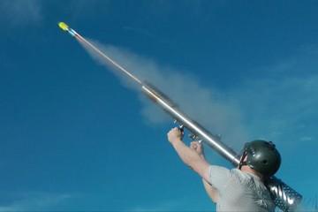 Bazooka για πυροτεχνήματα