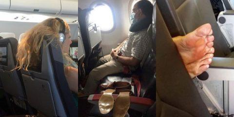 Ενοχλητικοί επιβάτες