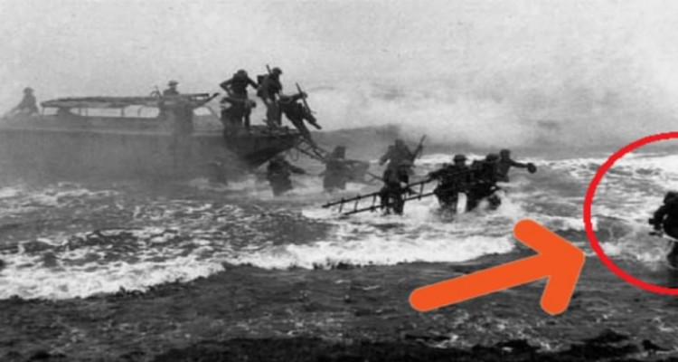 """παράξενες φωτογραφίες του Β"""" Παγκοσμίου Πολέμου"""