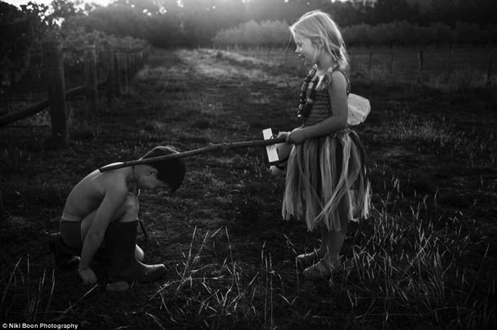 ζωές των παιδιών μας αν μεγάλωναν ΧΩΡΙΣ ηλεκτρικές συσκευές;
